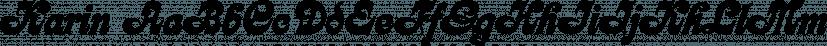 Karin font family by FontSite Inc.