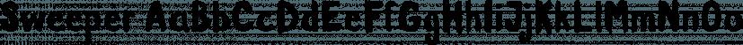Sweeper font family by Gustav & Brun