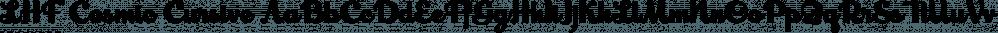 LHF Cosmic Cursive font family by Letterhead Fonts