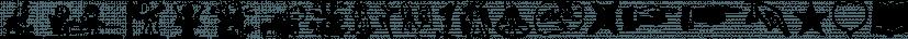 Type Toys JNL font family by Jeff Levine Fonts