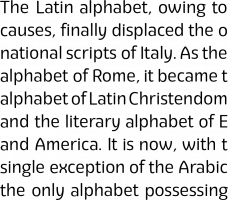 Eigerdals 12pt paragraph