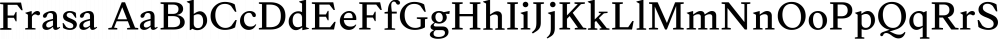 Frasa font family by Tokotype
