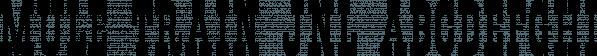 Mule Train JNL font family by Jeff Levine Fonts