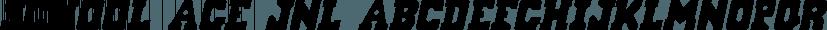School Age JNL font family by Jeff Levine Fonts