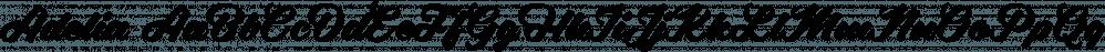 Adelia font family by Artimasa