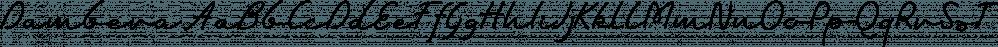 Dambera font family by Tour de Force Font Foundry