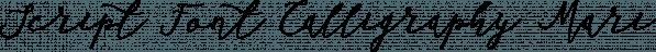 Marilia Pro font family by Konstantina Louka
