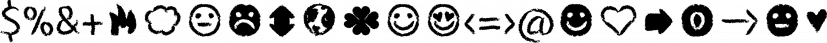 Chalk Hand Marker font family by Typo Graphic Design