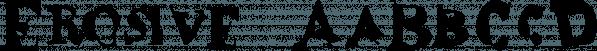 Erosive™ font family by MINDCANDY