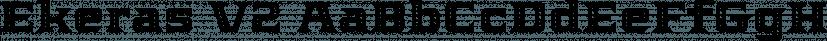 Ekeras V2 font family by Type Innovations