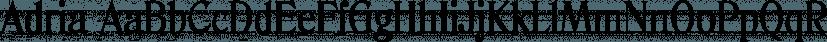 Adria font family by FontSite Inc.