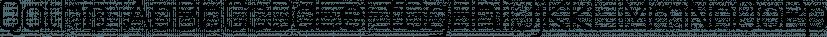 Qotho font family by Scholtz Fonts