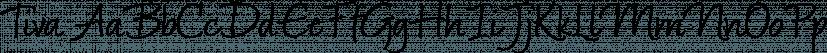 Tiva font family by Laura Worthington
