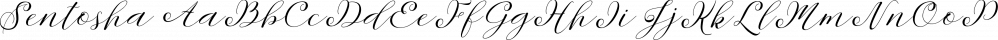 Sentosha font family by Area Type Studio