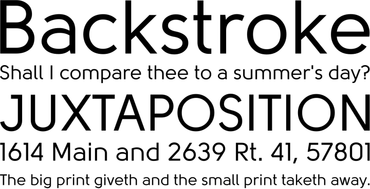 Solomon Font Phrases