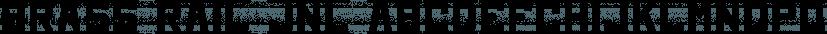 Brass Rail JNL font family by Jeff Levine Fonts