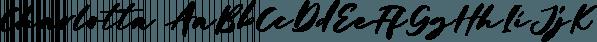 Charlotta font family by Letterhend Studio