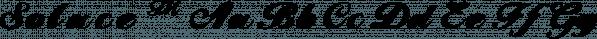Solace™ font family by MINDCANDY