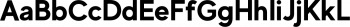 MADE Evolve Sans Bold mini