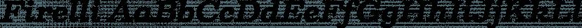 Firelli font family by Typejockeys
