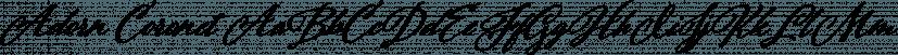 Adorn Coronet font family by Laura Worthington