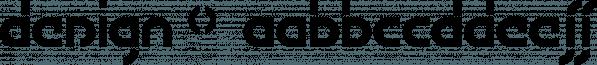 Design™ font family by MINDCANDY