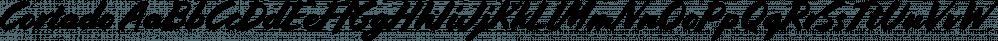 Cortado font family by XYZ Type