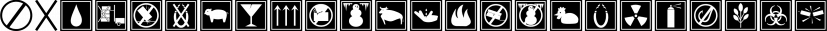 Sendit Safely JNL font family by Jeff Levine Fonts