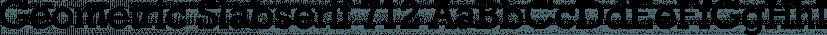Geometric Slabserif 712 font family by ParaType