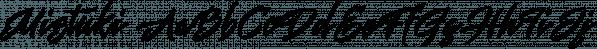 Mistuki font family by Aring Typeface AB