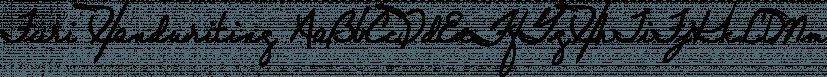 Juri Handwriting font family by SoftMaker