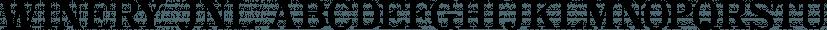Winery JNL font family by Jeff Levine Fonts