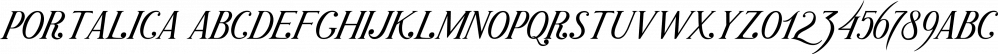 Portalica font family by Letterhend Studio