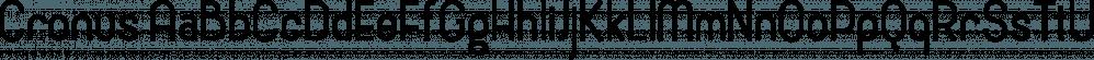 Cronus font family by Sharkshock