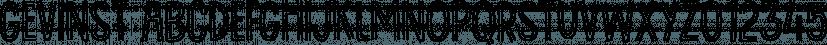 Gevinst font family by Pizzadude.dk