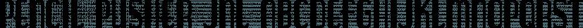 Pencil Pusher JNL font family by Jeff Levine Fonts