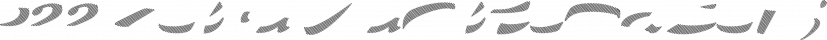 P22 Zebra font family by International House of Fonts