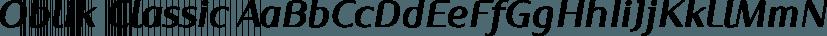Oblik Classic font family by Tour de Force Font Foundry