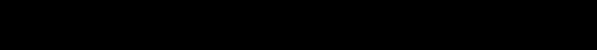 Coats font family by Pinata