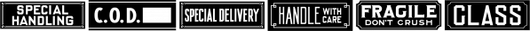Old Labels JNL font family by Jeff Levine Fonts