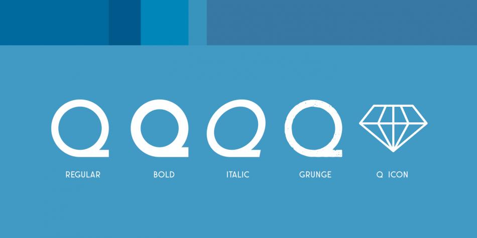 Download QARVIC Font Family